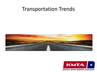 Transportation Trends