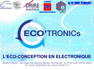 L'ECO-CONCEPTION EN ELECTRONIQUE