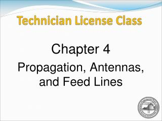 Technician License Class