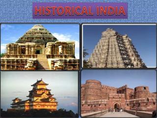 HISTORICAL INDIA
