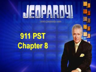 911 PST  Chapter 8