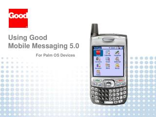 For Palm OS Devices