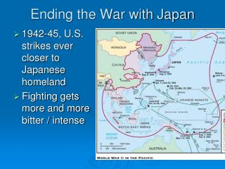 Ending the War with Japan
