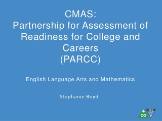 Mathematics Language Arts Literacy  Science