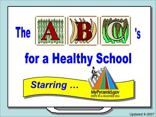 for a Healthy School