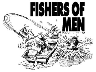Fishing Takes Commitment