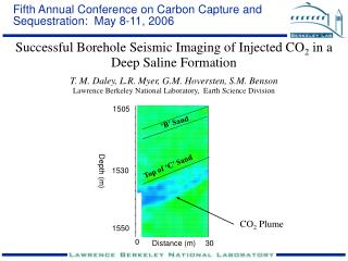Fifth Annual Conference on Carbon Capture and Sequestration:  May 8-11, 2006