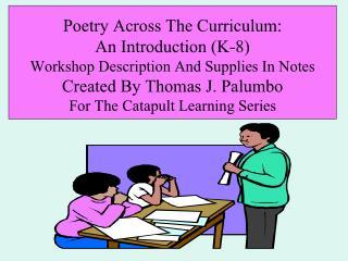 Workshop Objective 1