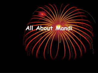 All About Mandi