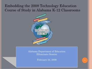 Alabama Department of Education Elluminate  Session February 24, 2009