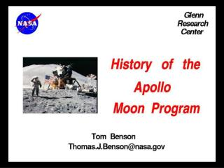 Apollo  Moon Program