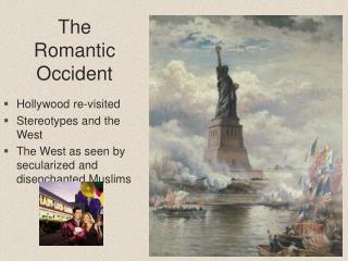 The Romantic Occident