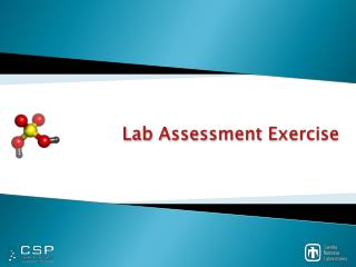 Lab Assessment  Exercise