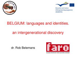 BELGIUM: languages and identities. an intergenerational discovery