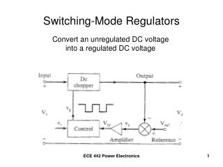 Switching-Mode Regulators