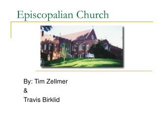 Episcopalian Church