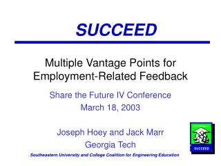Multiple Vantage Points for Employment-Related Feedback