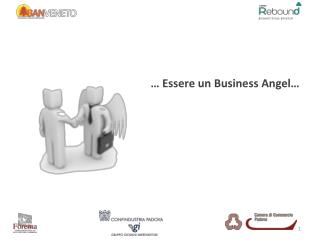 … Essere un Business  Angel…