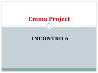 Emma Project