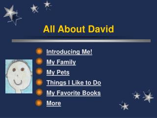 All About David