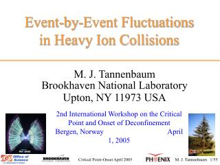 Event-by-Event Fluctuations  in Heavy Ion Collisions