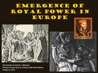 Emergence of Royal Power in Europe