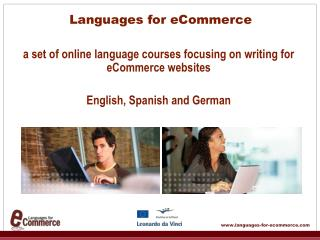 Languages for eCommerce