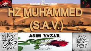 ASIM   YAZAR      Et ve Balık Kurumu Camii  Imam  Hatibi                     11/04/2014