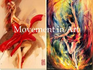 Movement in Art