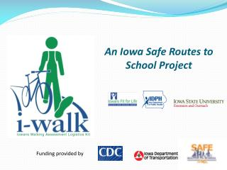An Iowa Safe Routes to School Project