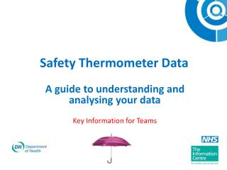 Safety Thermometer Data