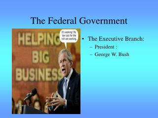 The Federal Government