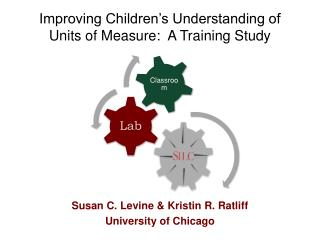 Improving Children's Understanding of            Units of Measure:  A Training Study