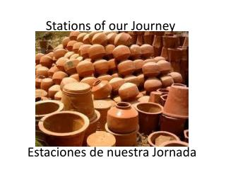 Stations of our Journey