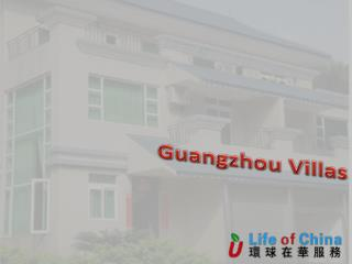 Get The Best Guangzhou Villas On Rent