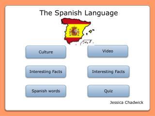 The Spanish Language