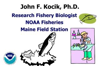 John F. Kocik, Ph.D.