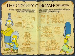 When  The Odyssey  was written….