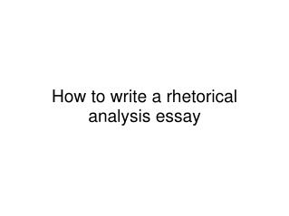 Best English Essays Ppt  Body Ritual Among The Nacirema  Rhetorical Analysis Essay  Powerpoint Presentation  Id Essay Science also Narrative Essay Topics For High School Ppt  Body Ritual Among The Nacirema  Rhetorical Analysis Essay  How To Write A College Essay Paper