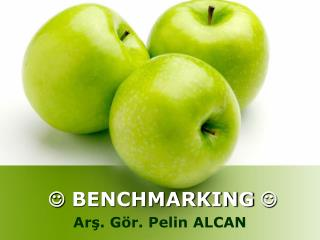   BENCHMARKING  