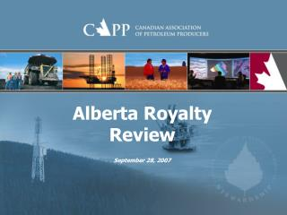Alberta Royalty Review
