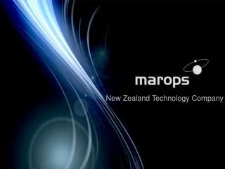 New Zealand Technology Company