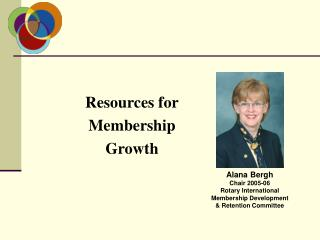 Resources for Membership Growth