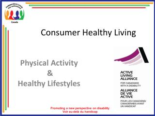 Consumer Healthy Living