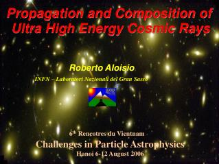 Propagation and Composition of  Ultra High Energy Cosmic Rays