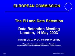Data Retention vs Data Privacy