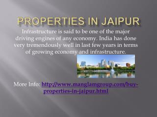 properties in jaipur