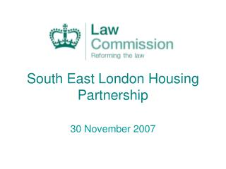 South East London Housing Partnership
