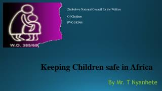 Keeping Children safe in Africa