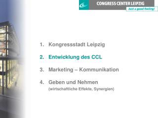 Entwicklung der Teilnehmerzahlen im CCL